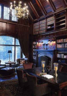 Traditional Spaces Overhead Library Design, Pictures, Remodel, Decor and Ideas - page 2