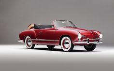 1958 VW Karmann-Ghia Cabrio