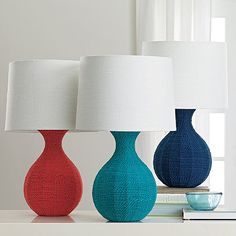 Mirage Table Lamp Base | The Company Store