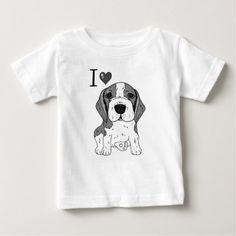 #funny - #Beagle dog baby T-Shirt
