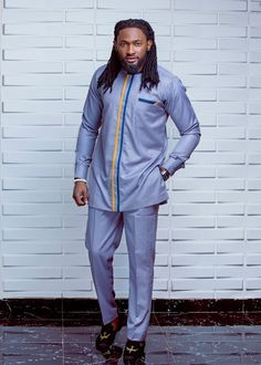 Pappaz Attirez, Nigerian bespoke /customized fashion brand has unveiled its latest ageless-inspired collection titled The Peerless Collection,