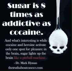 Want to learn more about what sugar does to your body? I'll be sharing more each day for the next 6 days on Facebook. Look for the Plexus for Life page.