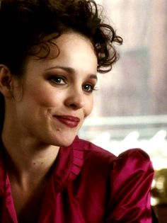 Rachel McAdams in Sherlock Holmes ----- Victorian mischievous brunette young, hazel-eyed? ----- Used in Mirrors of Arcadia for Catrin Dabney.