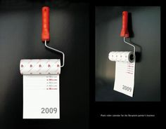 Museum of Creative Calendar Design - Calendar