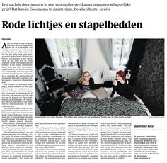 Newspaper Trouw, May 2011
