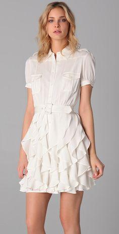 rachel zoe jolip white dress shop bop