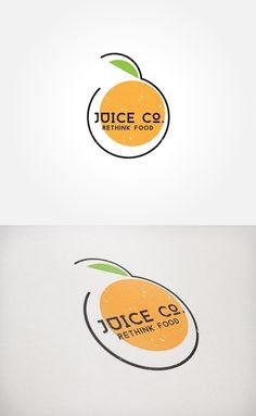 Juice co. on Behance
