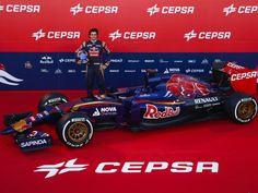 THE #STR10 - LAUNCH IN JEREZ   Scuderia Toro Rosso