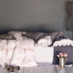 Shop by Brand | Bella Notte Linens | Adele Coverlet with Flange