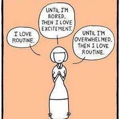 Totally me, an outgoing introvert