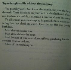 Really gets you thinking..