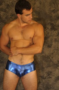 One of the super hot trends in mens swimwear and play wear is the micro short designs. Skin tight with a bulge centric look. www.koalaswim.com Made in the USA by spandex freaks.