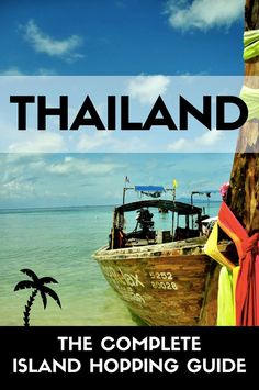 Find out which islands to go, what to do and the best tips to find the most beautiful beaches!  #thailand #travel #islands