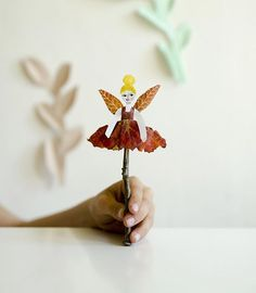 Fairy Puppets