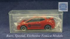 TOMICA 054J HONDA CIVIC FN2 TYPE-R | 1/68 | EXCLUSIVE TRIAL PIECE 2012 #JDM