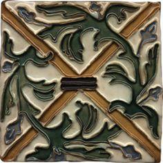 ceramic tile reproduction of antique