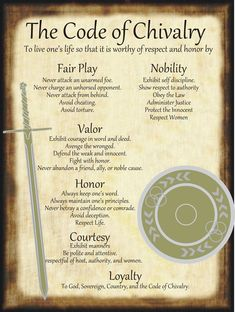 Halloween Spell Book, Halloween Spells, Chivalry Quotes, Haute Marne, Etiquette And Manners, Warrior Quotes, Warrior Spirit, Homemade Halloween, Book Of Shadows
