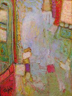 Cathy Fonda - mixed media - Tour113 - Southern Breeze Gallery