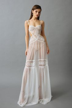 Womens Style Discover Lace Nightgown with Original Cutout Design Jolie Lingerie Sheer Lingerie Bridal Lingerie Bridal Lace Lingerie Sleepwear Women Lingerie Nightwear Bridal Nightgown Lace Nightgown Lingerie Design, Women's Lingerie Sets, Jolie Lingerie, Sheer Lingerie, Wedding Lingerie, Women Lingerie, Lingerie Sleepwear, Sheer Bra, Lingerie Models