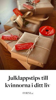 Behöver du julklappstips till kvinnorna i ditt liv? Oroa dig inte, vi har listat klapparna till alla möjliga olika personer. Enjoy!