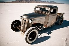 the ghost and the darkness Hot Rod Trucks, 4x4 Trucks, Chevy Trucks, American Pickup Trucks, Hot Rod Pickup, Fancy Cars, Bonneville, Collector Cars, Classic Trucks