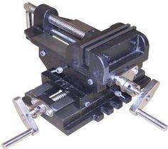 Strojový zverák 24439D DEMA - 0
