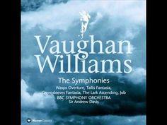 Fantasia on a Theme of Thomas Tallis - Vaughan Williams...on Christian's playlist...lovely