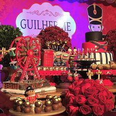 E...mais Detalhes que amo  desta Festa com muito amor, para Guilherme!!! #guilherme1ano #festasoldadinhodechumbo #soldadinhodechumbo #tinsoldier #latelierfestas #lateliercriacoes #kidsparty #kidsdecor