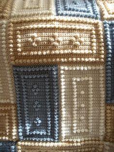 Ravelry: COZY blanket pattern by Jody Pyott