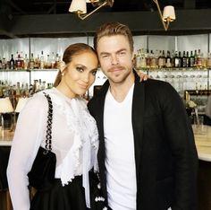 Derek & J-Lo