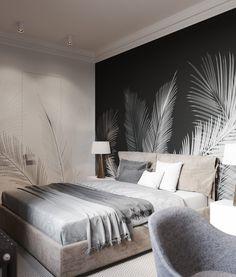 61 Ideas for bedroom grey design sleep - Modern Modern Bedroom Decor, Gray Bedroom, Master Bedroom Design, Trendy Bedroom, Contemporary Bedroom, Bedroom Ideas, Master Suite, Minimalist Bedroom, Luxurious Bedrooms