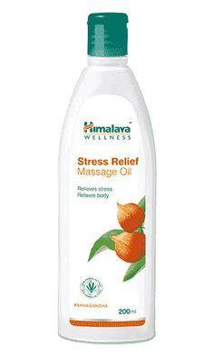 Himalaya Anti Stress Massage Oil Buy Online at lowest price in India: BigChemist.com