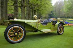 1909 peerless raceabout