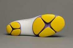 platform for 3D-printed shoes