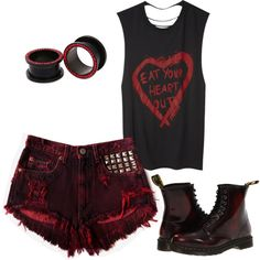 Untitled #1157, created by bvb3666 on Polyvore