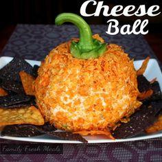 The Perfect Fall Cheese Ball Recipe - ZipList