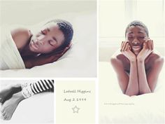 Adoptive mom's 'newborn' photo shoot with 13-year-old son goes viral