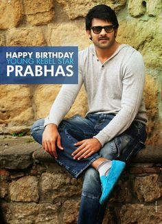 Prabhas Birthday Special Posters