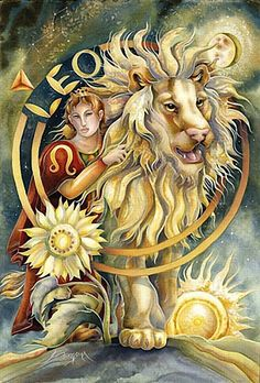 ♌ Leo: Leo is one of the zodiac's most pronounced psychic signs. Tell a Leo something and chances are they already 'knew it' by sixth sense or some other phenomena. Also susceptible to clairsentience, very open to receiving messages from the spirit world. (The Psychic Zodiac@darkmoontarot.tumblr.com)