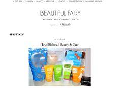 Gewinnt die aktuelle BioBox! Bei Beautiful Fairykönnt ihr nur noch bis heute, dem 21. Juli2015...