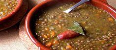 Truques para cozinhar lentilha