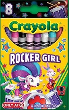 Crayola pick your pack Crayola Colored Pencils, Crayola Set, Stabilo Boss, Doodle Art Journals, Back To School Supplies, Toy Kitchen, 6th Birthday Parties, Coloring Book Pages, Craft Items
