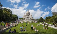 Basilique du Sacré-Cœur de Montmartre by Federica Campanile on 500px