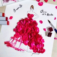 Fashion Illustrator Grace Ciao
