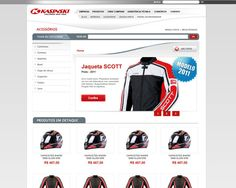 Portfolio de E-Commerce | RS Web Interactive
