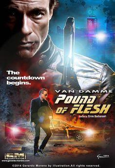 Download Full HD Movie Free: Pound Of Flesh (2015)