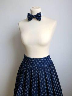 ON a ONA Modrotlačoví Shibori, Indigo, Sewing Projects, Ballet Skirt, Skirts, Folk, Handmade, Blue, Beautiful
