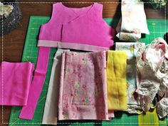 Little Lizard King - Sewing Patterns : Blue Ribbon Dress, Sew-a-long, Day 4