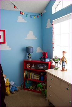 Bon Sketch Of Toy Story Bedroom Decor For Kids