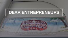 Traveling to Social Media Marketing World 2016  Dear Entrepreneurs Episode 12  #SSSVEDA Vlog Every day in April